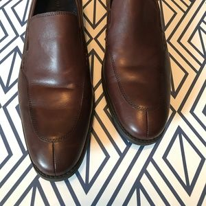 Cole Haan Brown Loafer Excellent Condition Sz 12